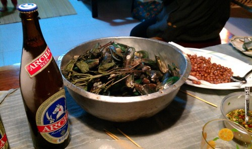 Archa, the Official Blue Collar Beer of Thailand