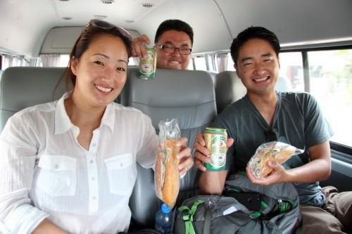 An excursion to Laos