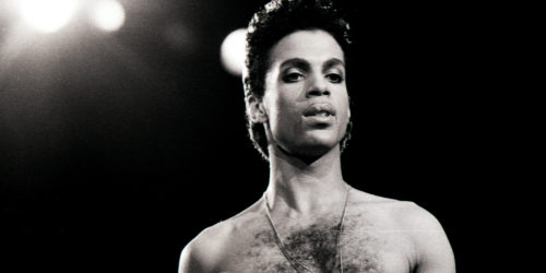 DENVER, CO - APRIL 21: Pop star Prince performs during a tour stop in Denver at McNichols Arena July, 3, 1986. The pop star died Thursday morning at his Paisley Park estate in suburban Minneapolis April 21, 2016 according to his publicist. He was 57. A cause of death has not been revealed (Photo By John Leyba/The Denver Post via Getty Images)
